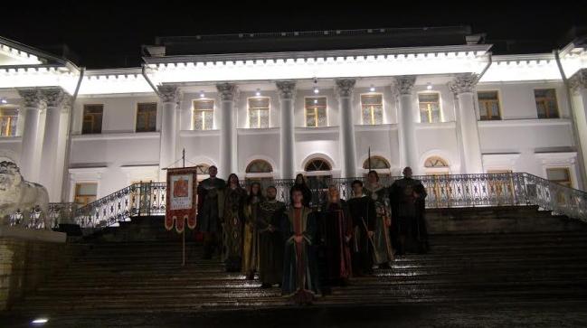Члены Королевского Ордена Витязей (фото: Королевский Орден Витязей)